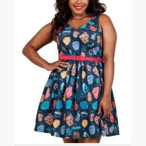 🆕 ModCloth Geode Dress